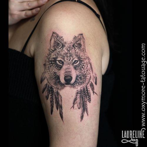 Tatouages Gravure Mandalas Arabesques 95 Val D Oise Tattoo