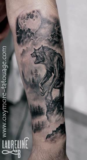 Tatouage Realiste Tatoueur Realiste Realisme 95 Laureline B Tattoo