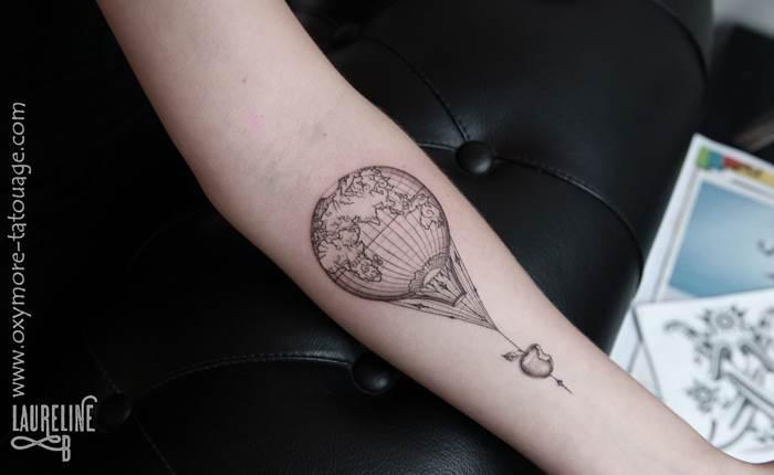 tatouages graphiques/aquarelle laureline b tattoo 95, tatoueuse